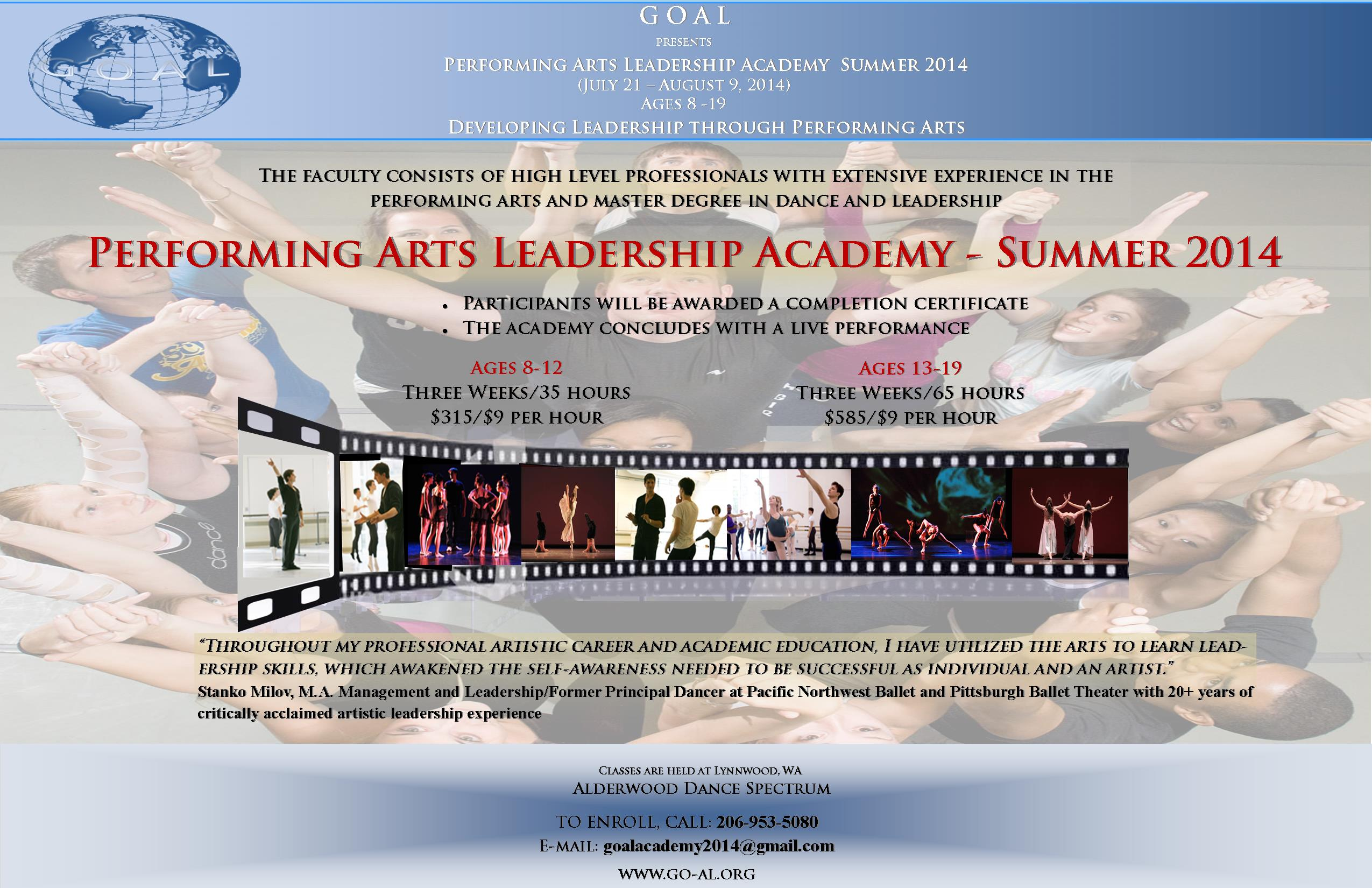Youth Leadership Academy 2014 Poster 11x17 landscape website