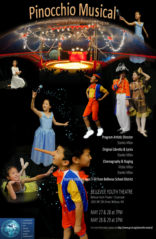 Pinocchio Postersmall